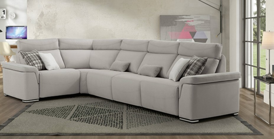 Mercury modular suite corner the furniture store for Suite modulare