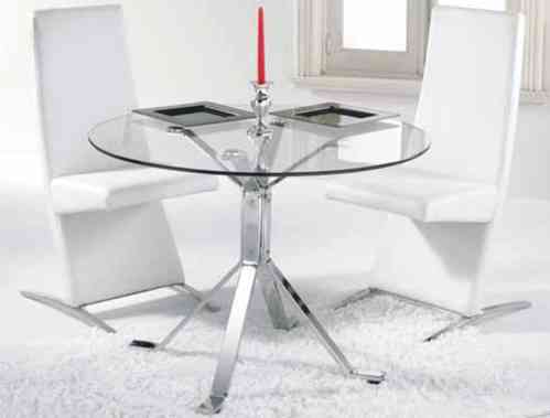 Ginebra Round Dining Table