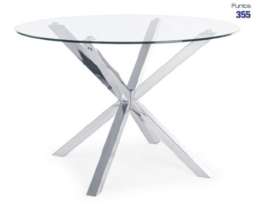May Round Dining Table