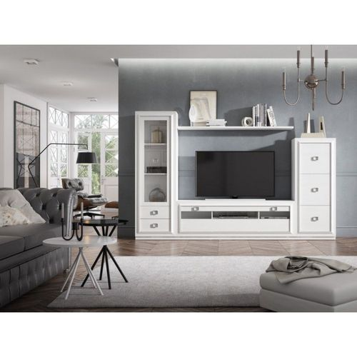 Mito 140-180cm Glass TV Unit