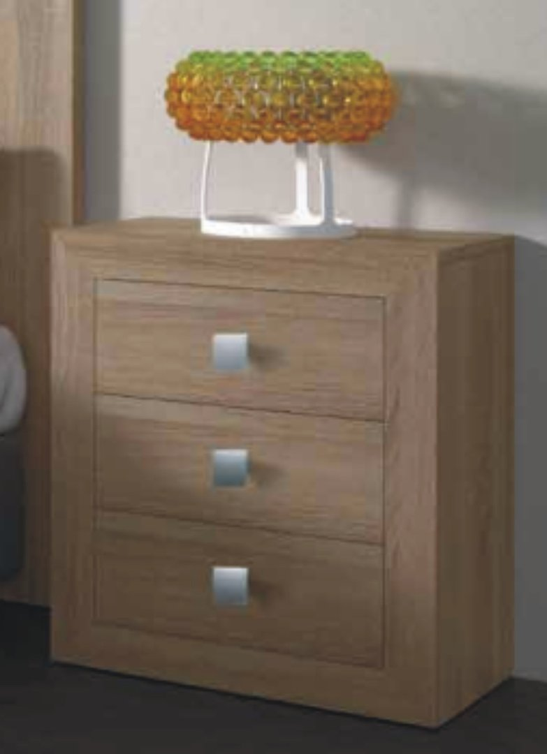 Suiza Bedside Cabinet Cambrian