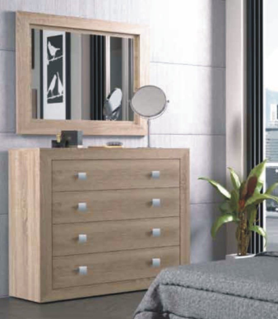 Suiza Chest of 4 Drawers Cambrian