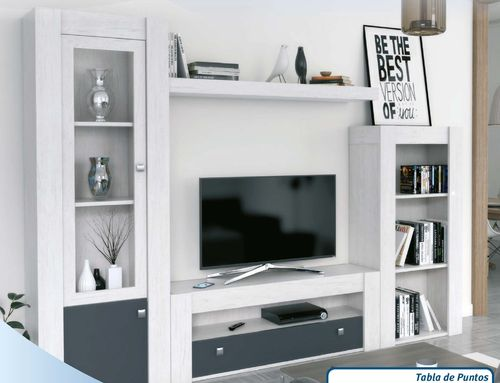 Ibiza Collection Large TV Unit
