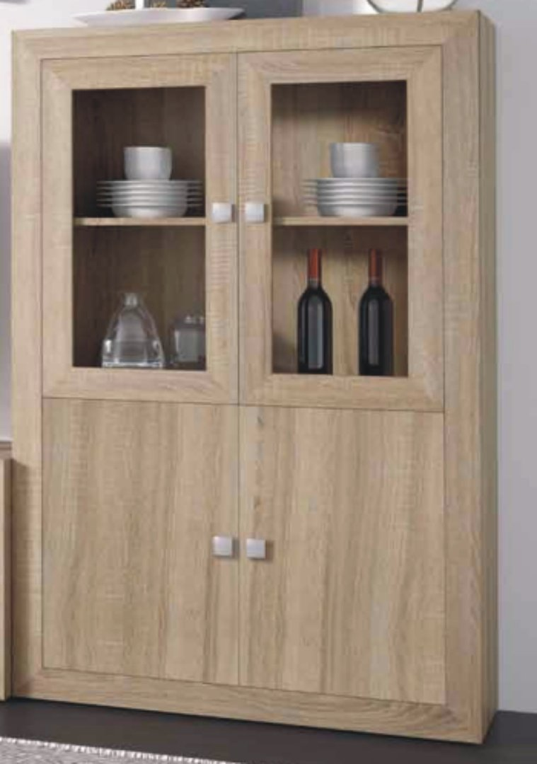 Praga Large Drinks Cabinet Cambrian
