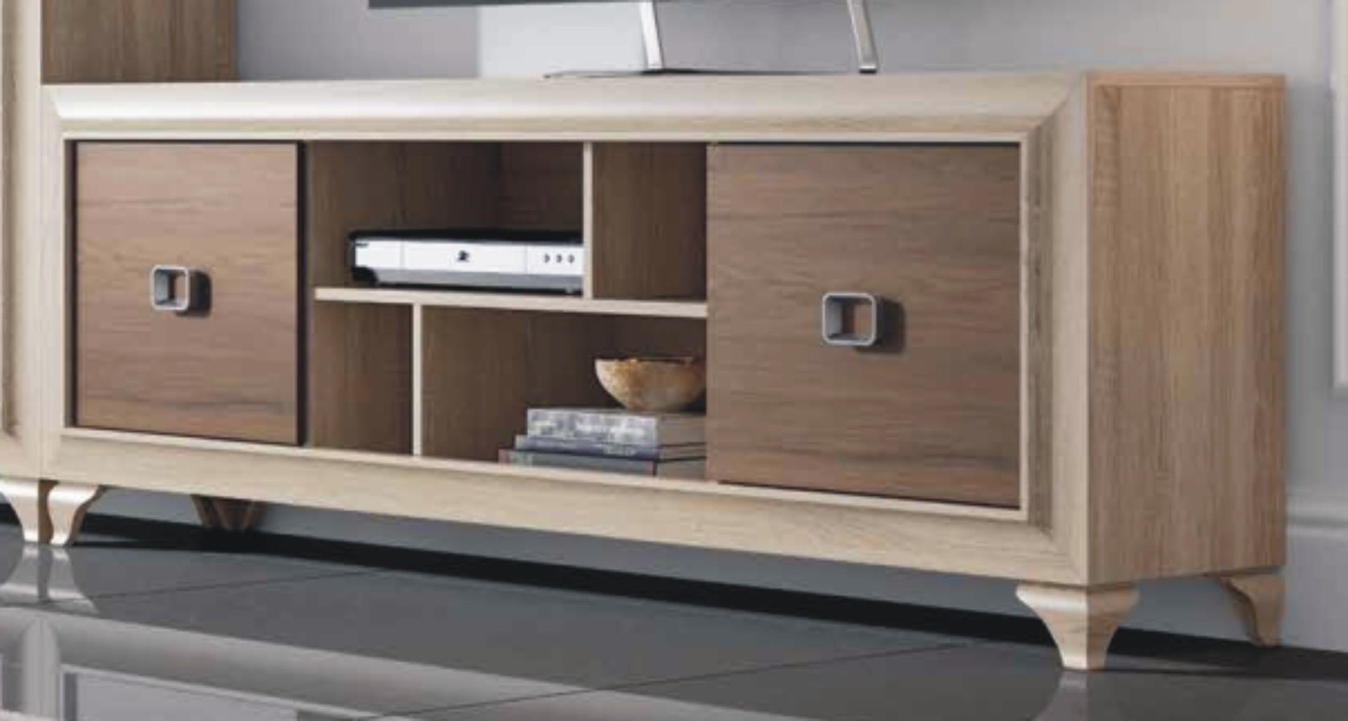 Mito 180cm 2 Door TV Unit Cambrian & Victoria